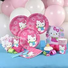 Hello Kitty Party Decorations Hello Kitty Themed Party Supplies U0026 Decoration Ideas
