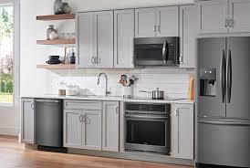 do white cabinets go with black appliances kitchen design ideas for black stainless steel appliances