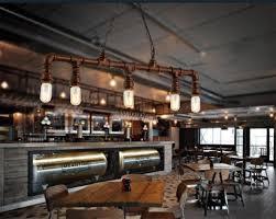 Wohnzimmer Bar Restaurant Glighone Industrie Vintage Pendelleuchte Wasserrohr Lampe Rohr