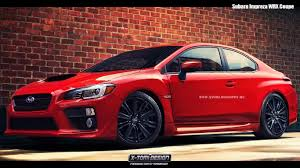 subaru honda formerly the honda portal 2015 subaru wrx coupe rendering