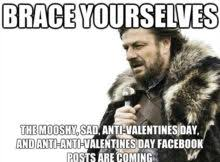 Anti Valentines Day Memes - anti valentines day meme women s day 2018