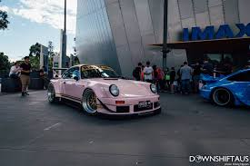 rwb porsche 2017 rwb film premiere downshift
