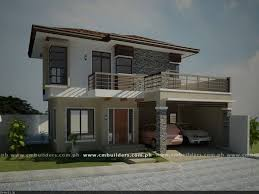 house design builder philippines modern zen cm builders inc philippines houses pinterest