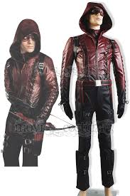 Wilfred Costume Green Arrow Cosplay Costumes For Both Men And Women