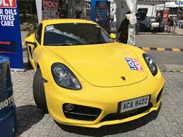 porsche philippines more affordable european cars is achievable once free trade