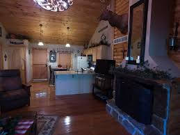 great outdoors cabin 2 master suites homeaway notch estates