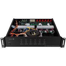 dayton audio dax66 6 source 6 room distributed whole house audio