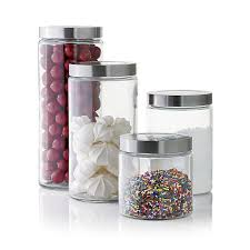 glass kitchen storage canisters best 20 glass storage containers ideas on no signup