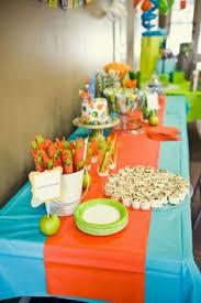 nemo baby shower orange blue green birthday party ideas baby shower