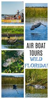 fan boat tours florida air boat tours with wild florida major hoff takes a wife