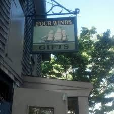 Nantucket Ma - four winds gifts hobby shops 6 straight wharf nantucket ma