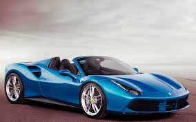 ferrari 488 wallpaper blue ferrari 488 spider 2016 hd wallpapers new hd wallpapers