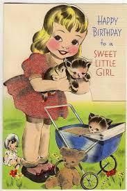 best 25 vintage birthday cards ideas on pinterest vintage