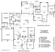 5 bedroom floor plans 1 story plans 1 story 5 bedroom house plans