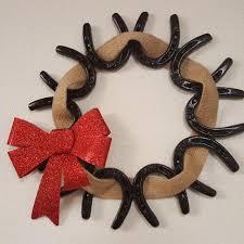 horseshoe wreath best horseshoe wreath for sale in brazoria county for 2017