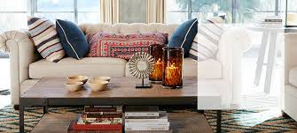 mix and match living room furniture how to mix match pillows pottery barn