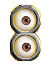 goggles dm2 printable minion eye wear