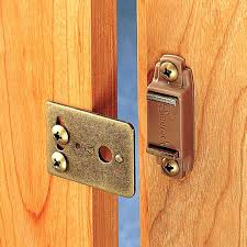 sliding wood cabinet door lock locks cabinet doors invilla info
