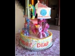 my pony birthday cake ideas my pony birthday cake decorating ideas