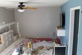Replace Ceiling Light With Fan The Great Do Your Own Recessed Lighting Post Chris