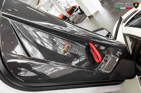 Lamborghini Aventador Tail Lights - bianco isis lamborghini aventador lp 750 4 superveloce in detail