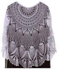 crochet wrap crochet shawl pattern crochet wrap with pineapple motif pattern