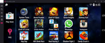 windows android emulator top 7 free android emulators for pc windows 7 8 8 1 10 run
