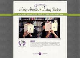Wedding Site 25 Examples Of Beautiful Wedding Invitation Websites Blog Of