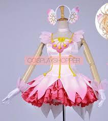 Sakura Halloween Costume Cardcaptor Sakura Clear Card Sakura Kinomoto Cosplay Costume Sale