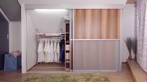 Schlafzimmerschrank Selber Bauen Dachschrägenschrank Von Auf U0026zu Youtube
