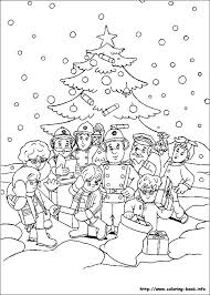 fireman sam coloring picture fireman sam coloriages