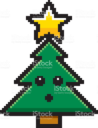 cartoon pictures of christmas trees clip art clipart collection