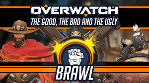 Good Bad Ugly Overwatch Weekly Brawl The Good The Bad And The Ugly Mccree