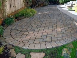 How To Create A Beautiful Backyard Best 25 Stone Patio Designs Ideas On Pinterest Paver Patio