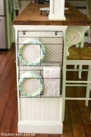 65 ingenious kitchen organization tips and storage ideas wire baskets