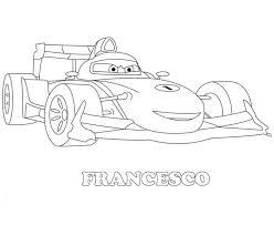 cars 2 coloring pages francesco murderthestout