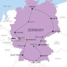12 day best of germany on trafalgar tours from frankfurt saturday