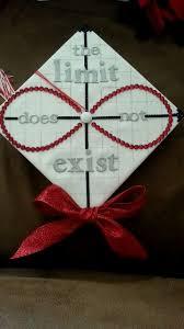 grad math graduation cap the limit does not exist math