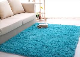 amazon com newrara super soft 4 5 cm thick modern shag area rugs amazon com newrara super soft 4 5 cm thick modern shag area rugs living room carpet bedroom rug for children s play rug floor rug nursery rug 4 feet by 5