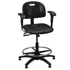 lab task chairs pneumatic lab stools brewer design pt task series