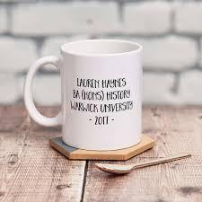 graduation mug personalised graduation mug by owl otter notonthehighstreet