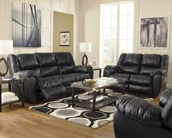 Black Leather Reclining Loveseat Ikea Leather Loveseat Recliner Sale House Decorations And Furniture