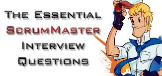 Scrum Master Sample Resume by Essential Scrummaster Interview Questions Agile Scout