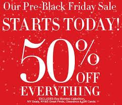 new york company pre black friday sale 50 everything