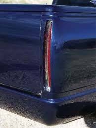 1998 chevy silverado tail lights 1998 chevy extended cab concealed custom photo image gallery