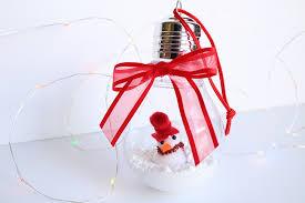 lightbulb ornament