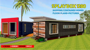 container homes plans archives