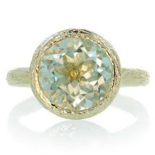 green amethyst engagement ring best green amethyst engagement ring products on wanelo