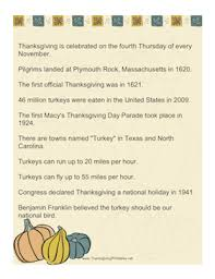 thanksgiving facts png