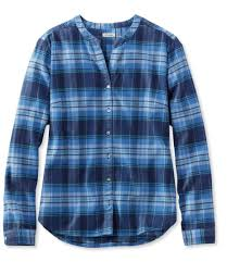 splitneck flannel shirt plaid